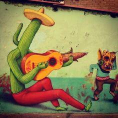The best street art from around the world