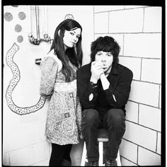"""DEAD FINGERS by Dead Fingers -- Album Stream available on The OA website -- """"The album features lush instrumentation (blues guitar! harmonica!) behind pretty harmonic duets and alternating solos. Husband and wife each play guitar and sing, forging a more collaborative air than that of, say, She & Him."""""""