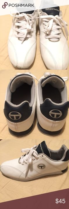 Sergio Tachini sneakers This is an Italian designer sneakers for men , still looks like new , great condition. Sergio Tachini Shoes Sneakers