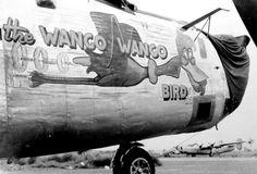 "B-24 "" Liberator Wango Wango Bird""  20th CMS  PACIFIC"