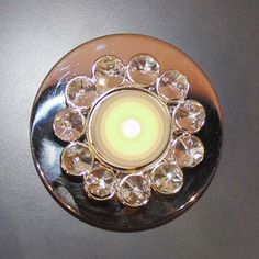 Single t light with Round Base – Craftghar.com