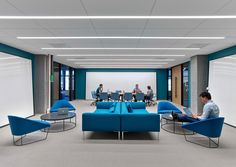 05 Rapt Dropbox Test City Layout Workplace Design Office Concepts