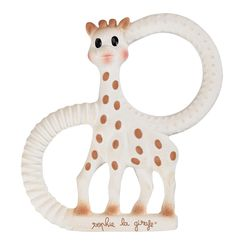 Les Follies - Sophie Le Giraffe - Sophie Le Giraffe So Pure Teething Ring