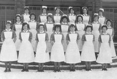 Southampton General Hospital Nurses 1960's
