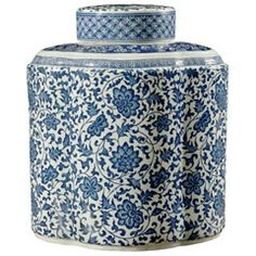 Bungalow 5 Summer Covered Jar B5SUM700300 $182