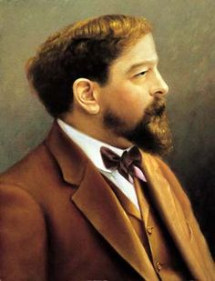 Claude-Achille Debussy  (22 Aug 1862 – 25 Mar 1918) :French composer. Along w/ Maurice Ravel, among most prominent figures working within field of impressionist music. http://www.nashvillescene.com/nashville/in-laud-of-claude-150th-birthday-concert-for-claude-debussy/Event?oid=2964785