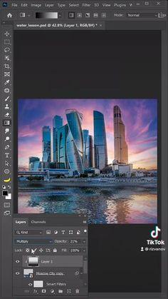 Graphic Design Lessons, Graphic Design Tutorials, Photoshop Design, Photoshop Tutorial, Photoshop Photography, Creative Photography, Photoshop Illustrator, Pics Art, Photo Manipulation