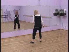 ▶ Beginner Tap Dancing Steps : The Shirley Temple in Tap Dancing - YouTube
