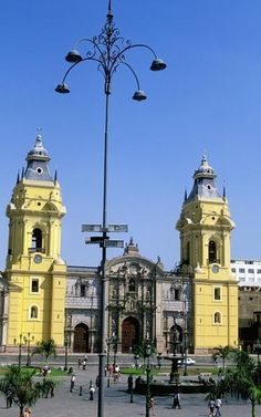 The Top Five Things to Do in Lima, Peru
