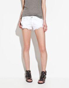 Zara Short Desflecado  2012