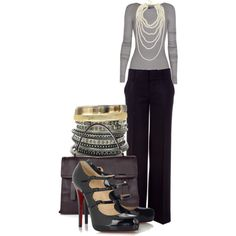 Casual Friday, created by truefashionista.polyvore.com