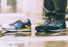 ASICS 2015 Fall/Winter GEL-Lyte V GORE-TEX Pack Fade Up, New Sneaker Releases, New Trainers, Asics Gel Lyte, Superfly, New Sneakers, Gore Tex, Nike Free, Air Jordans