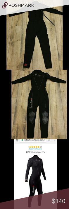 NWOT Henderson 3MM Wetsuit Rec'd as a xmas gift with other dive stuff. Never worn Henderson Other
