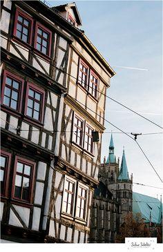 Erfurt VIII by Sabine Scheller, via 500px