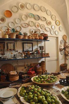 Italian Mamma's Kitchen in Puglia