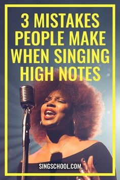 416 Best How to Sing High Notes + How to Hit High Notes