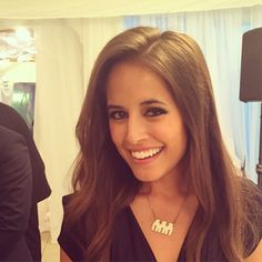 Ideal Woman Necklace Evolution of the Bikini Line // ESPN's Kaylee Hartung