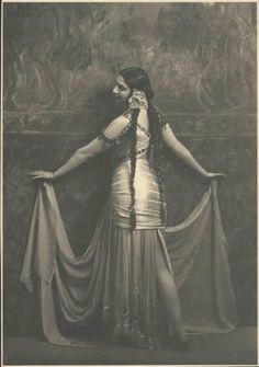 Mata Hari by Emilio Sommariva, 1912