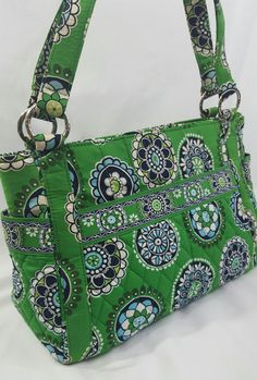 a79584a8f0 Vera Bradley Lucky You Shoulder Bag   Coin Purse