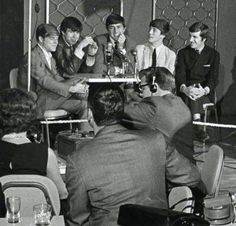 The Dave Clark Five, Mike Smith, British Invasion, Entertainment, Pictures, Entertaining