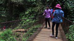 Водопад Ча Онг - город Банлунг