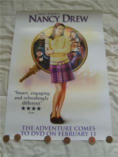 Nancy Drew Collectibles: The 2007 Nancy Drew Movie
