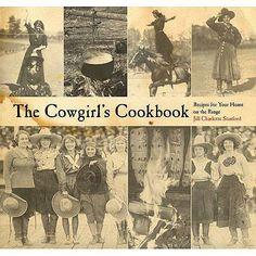 Cowgirl cookbook.