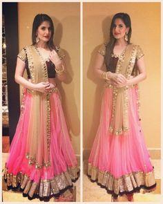 Zareen Khan Wearing Archana Kochhar