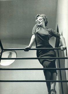 Marilyn Monroe by Phillipe Halsman