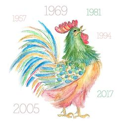 Find your animal sign & best love match - Year of the Rooster | Gallery | Glo