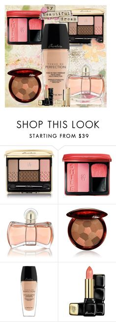 """Guerlain!"" by dudavagsantos ❤ liked on Polyvore featuring beauty, Guerlain and makeup"