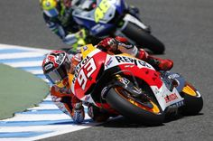 Sunday Summary at Jerez: The Aggressive Mr. Marquez