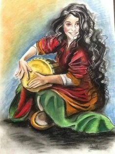 Only Dance رقص بس طبله by Maha El Heneidy on SoundCloud Music Painting, Art Music, Arte Latina, Bohemian Culture, Artistic Visions, Drums Art, Very Nice Pic, Art N Craft, Old Paintings