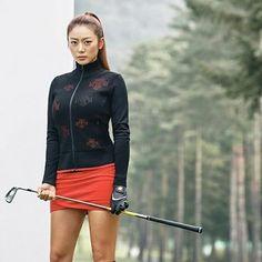 Golf Baby, Great Women, Golf Outfit, Sexy Asian Girls, Ladies Golf, Sport Girl, Yoga, Female, Lady