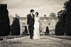 Hengrave Hall Wedding - Martin Beard Photography