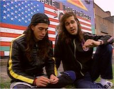 Dave and Krist