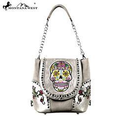 Montana West Sugar Skull Collection Handbag Montana West https://www.amazon.com/dp/B019P56U4K/ref=cm_sw_r_pi_dp_x_Jczsyb32XM275