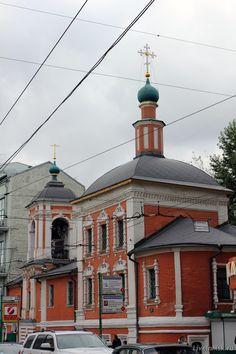Николая Чудотворца Церковь в Кленниках