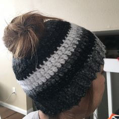 c06c726b7c9 Unique and custom made messy bun hats you ll love them! Come order at Etsy  my shop name is