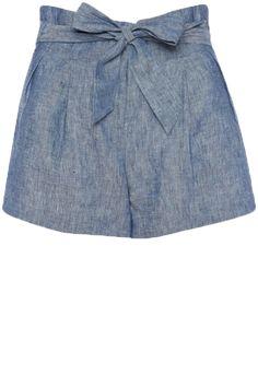 86122f9229 Primark / Penneys Spring-Summer 2015 #Lookbook Primark Shorts, Linen Shorts,  Linen