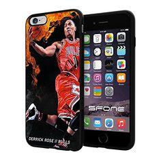 Chicago Bulls NBA (Derrick Rose) Silicone Skin Case Rubber Iphone6 Plus Case Cover WorldPhoneCase http://www.amazon.com/dp/B00XHQOA5U/ref=cm_sw_r_pi_dp_6smwvb00FQFRZ