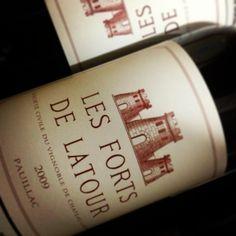Les Forts de Latour 2009 ı #Bordeaux