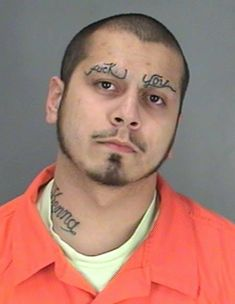 My job involves looking at mugshots & tattoos all day so I find things like this humorous. I really don't understand #TheStruggle of doing brows correctly. That goes for all men too!! Eyebrow grooming is A MUST. Can't be walking around looking like you smashed 2 (or worse, 1), caterpillars on your face.   Eyebrows, properly done & natural looking, frame your face perfectly. These folks didn't get the memo.   ~•~•~•~•~•~•~• 15 Hilarious Eyebrow Fails