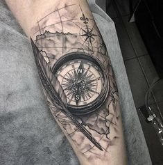 40 cool hipster tattoo ideas you want to steal 40 cool hipster tattoo ideas you want to steal - artists Art.Pinindec ozcatrade Art 40 cool hipster tattoo ideas you want to steal Art.Pinindec 40 cool hipster tattoo ideas you want to steal ozcatrade Compass Tattoo Forearm, Viking Compass Tattoo, Compass And Map Tattoo, Compass Tattoo Meaning, Map Compass, Compass Tattoo Design, Design Tattoo, Forearm Tattoos, Tattoo Designs Men