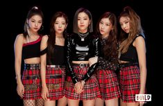 Check out our interview with Kpop Girl Groups, Korean Girl Groups, Kpop Girls, Stage Outfits, Cool Outfits, Korea Fashion, Kpop Fashion, These Girls, New Girl