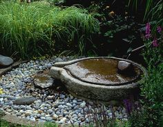 anthony paul landscape design / water feature