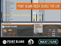 Ableton Live Riser Device - Free Max For Live Download