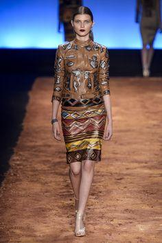 Bộ sưu tập của Patricia Viera thu đông 2014 – Fashion Rio