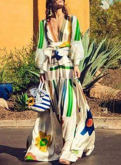 Product Bishop Sleeve Printed Colour Belted maxi dress Brand Name Shkeysshop SKU Gender Women Style Elegant /Fashi Elegant Maxi Dress, Boho Dress, Dress Casual, Dress Beach, Hippie Dresses, Classy Dress, Long Sleeve Maxi, Maxi Dress With Sleeves, Holiday Dresses