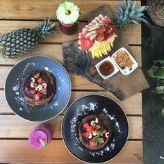 Glutenfrei Frühstücken auf Bali